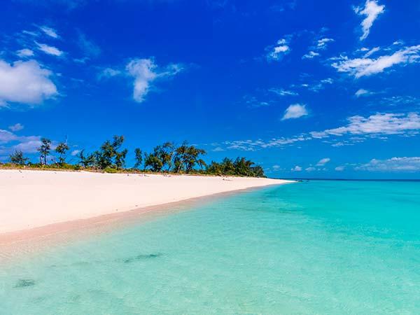Rejser til Mozambique